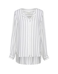 Selected Femme Shirts White