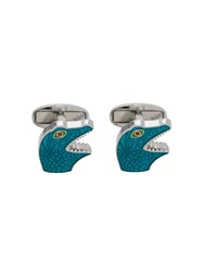Paul Smith Dinosaur Cufflinks 60