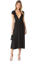 Rachel Pally Kylo Reversible Dress Black