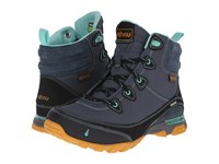 Ahnu Sugarpine Boot Dark Slate Women's Hiking Boots Gray