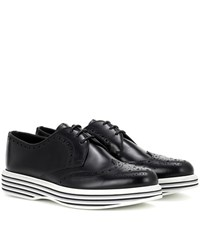 Church's Ruby Leather Brogues Black