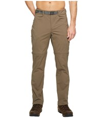The North Face Straight Paramount 3.0 Convertible Pants Weimaraner Brown Casual Pants