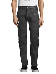 Robin's Jean The Show 3D Coating Pants Black