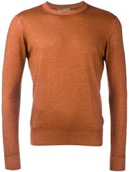 Cruciani Knitted Sweater Brown