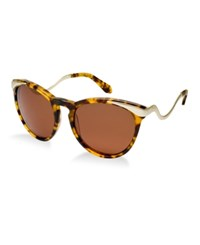 House Of Harlow Sunglasses Mia Brown Brown