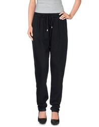 Gas Jeans Gas Trousers Casual Trousers Women Black