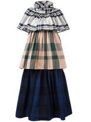 Sofie D'hoore Multi Checked Dress
