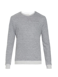 Oliver Spencer Calcot Cotton Blend Sweatshirt