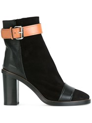 Isabel Marant Etoile 'Gussie' Boots Black