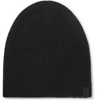 Rag And Bone Ace Cashmere Beanie Black