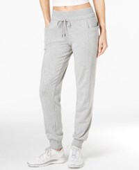 Ideology Jogger Pants Only At Macy's Heather Grey