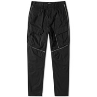 Stone Island Shadow Project Zip Track Pant Black