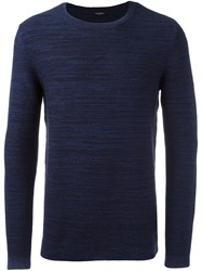 Calvin Klein 'Sarit' Jumper Blue