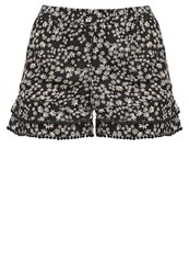 Only Onlmirabelle Shorts Black