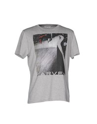 Carven T Shirts Grey