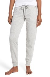 Pj Salvage Studded Jogger Lounge Pants H Grey