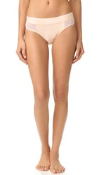 Wildfox Couture Mesh Hipster Briefs Peachy Keen