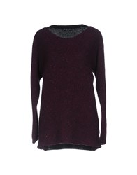 Baroni Sweaters Deep Purple