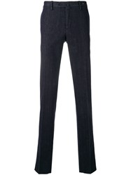 Pt01 Perfectly Fitted Trousers Blue