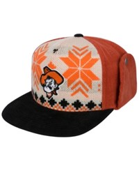 Top Of The World Oklahoma State Cowboys Christmas Sweater Strapback Cap