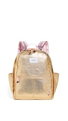 State Kent Backpack Gold Pink
