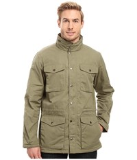 Fjall Raven Winter Jacket Green Men's Coat