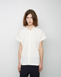 Zero Maria Cornejo Gaban Shirt White Pepper