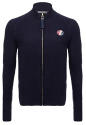 Gaastra Chance Cardigan Navy Dark Blue
