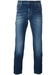 Pence Slim Fit Jeans Blue