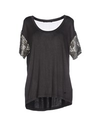 Gaudi' Topwear T Shirts Women Lead