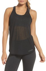 Brooks 'S Ghost Drilayer Racerback Tank Black