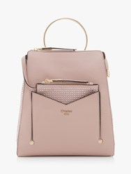 Dune Dacia Removable Front Pouch Backpack Blush