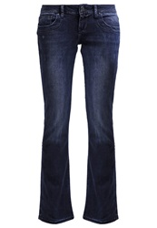 Ltb Valerie Bootcut Jeans Janina Wash Dark Blue