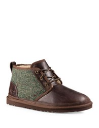 Ugg Neumel Donegal Chukka Boots Stout