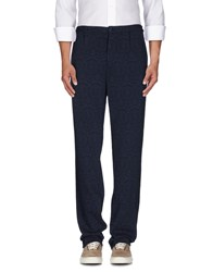 Philippe Model Trousers Casual Trousers Men Dark Blue