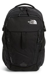 The North Face Men's 'Surge' Backpack Black Tnf Black