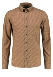 Casual Friday Slim Fit Shirt Camel