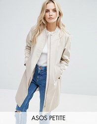 Asos Petite Mac With Minimal Styling Stone