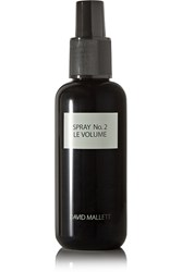 David Mallett Spray No.2 Le Volume 150Ml