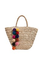 Hat Attack Perfect Beach Tote Multi
