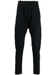 Masnada Tapered Drop Crotch Trousers 60