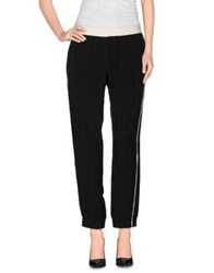 8Pm Casual Pants Black