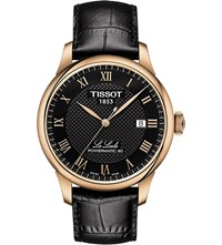 Tissot T006.407.36.053.00 Le Locle Gold Plated Watch
