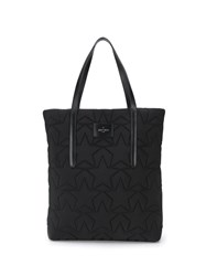 Jimmy Choo Quilted Pimlico Tote Black