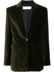 Closed Single Breasted Fitted Blazer 60