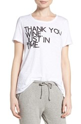 Chaser Women's Wine Time Tee