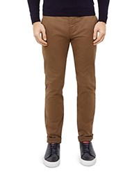Ted Baker Procor Slim Fit Chinos Tan