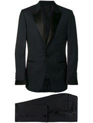 Tom Ford Classic Smoking Suit Blue