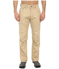 Mountain Khakis Camber 107 Pant Yellowstone Men's Casual Pants Beige