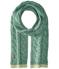 The North Face Cable Minna Scarf Deep Sea Scarves Navy